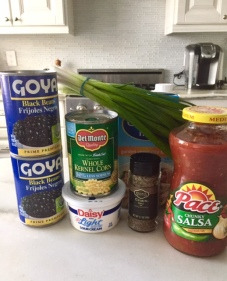 Black Bean Soup Ingredients
