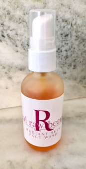 Real Raw Beauty Radiant Skin Face Wash